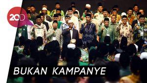 Jokowi Didoakan Menang di Harlah PBNU