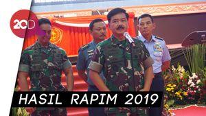 TNI Prioritaskan Penanganan KKSB Papua hingga Pilpres 2019