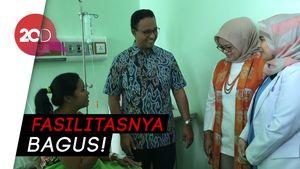 Anies Gratiskan Perawatan Pasien DBD di Seluruh RSUD Jakarta