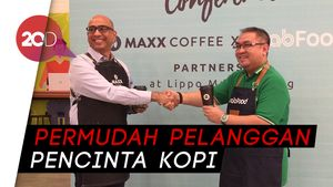 Alasan GrabFood Gandeng Coffee Shop Lokal