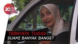 Perjuangan Inneke Koesherawati Urus Rumah Tangga Tanpa Suami
