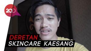 Tips Berantas Tuntas Jerawat dari Kaesang Pangarep