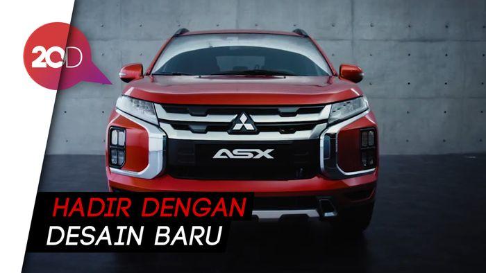 Mitsubishi Outlander Sport Kini Tampil Lebih Garang