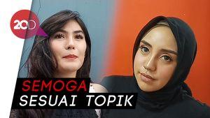 Salmafina dan Angela Lee Tak Sabar Nantikan Debat Capres-Cawapres Kedua