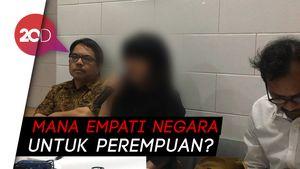 Korban Pelecehan Dewas BPJS-TK Minta RUU PKS Disahkan