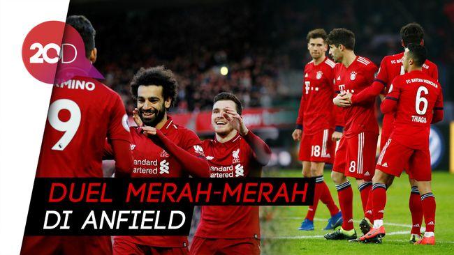 Bayern Liverpool Detail: Liverpool Yang Pincang Vs Bayern Yang Mandul Di Anfield