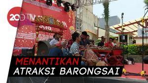 Meriahnya Festival Pecinan di Jalan Pancoran Glodok