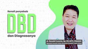 Sering Salah Diagnosis, Apa Bedanya Gejala DBD dan Tifus?