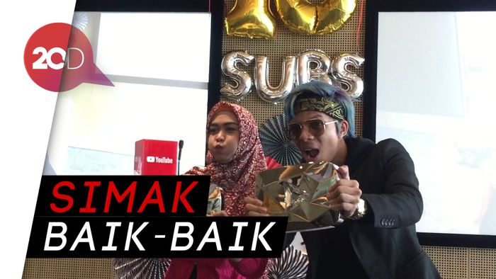 Tips Jadi YouTuber Sukses dari Atta Halilintar dan Ria Ricis