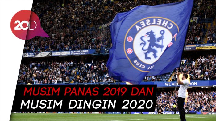 Chelsea Dilarang Rekrut Pemain di Dua Jendela Transfer