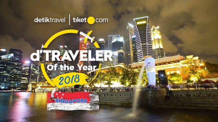 Seru Banget! dTraveler Jalan-jalan Keliling Singapura