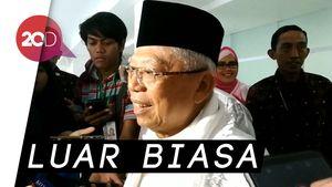 Jokowi-Maruf Dapat Dukungan dari Arus Baru Muslimah