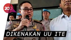 3 Emak Diciduk Polisi Terkait Video Kampanye Hitam ke Jokowi-Ma'ruf