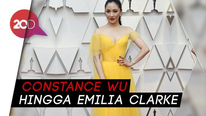 Adu Gaya Bintang Crazy Rich Asians dan Roma di Oscar 2019