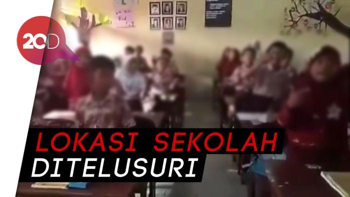 Heboh! Siswa SD Nyanyi Lagu Prabowo-Sandi