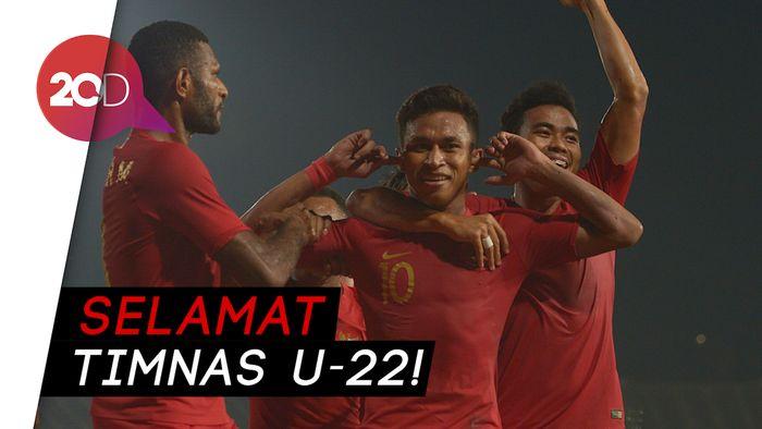 #IndonesiaJuara Jadi Trending Topic Usai Menang Piala AFF U-22