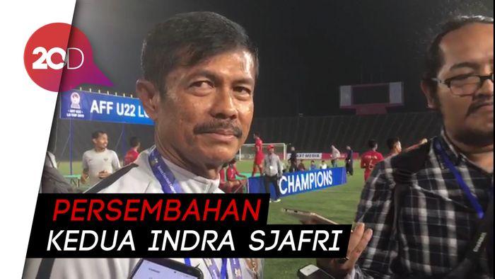 Indra Sjafri Bawa Timnas Juarai AFF U-22: Kita Sudah Berdikari!