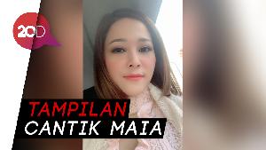 Dikabarkan Hadiri Nikahan Syahrini, Maia Estianty Tampil Serba Pink