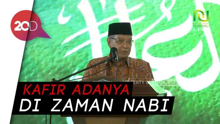 Said Aqil: Jangan Sebut Kafir kepada Nonmuslim
