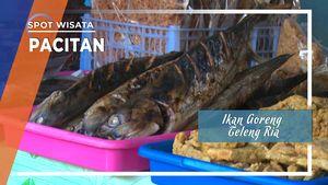 Ikan Goreng Teleng Ria, Buah Tangan Khas Kota Pacitan, Jawa Timur