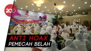 Perempuan Hadana Dukung Jokowi-Maruf, Junjung Tinggi Perdamaian