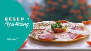 Resep Pizza Kentang