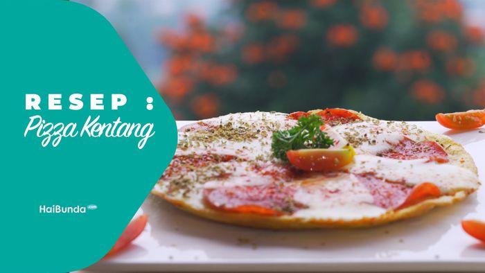 Resep Pizza Kentang