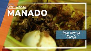 Nasi Kuning Saroja Manado