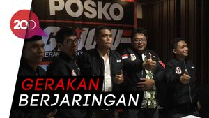 Relawan GI-JOW Siap Geriliya Menangkan Jokowi di Jabar