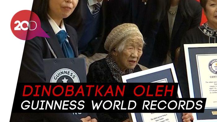 Berusia 116 Tahun, Ini Manusia Tertua di Dunia