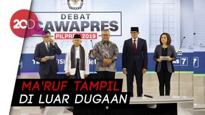 Kupas Head to Head Maruf Vs Sandi di Debat Ketiga Pilpres