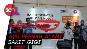 Ini Dia Rapor Merah Kesehatan Gigi dan Mulut Anak Indonesia