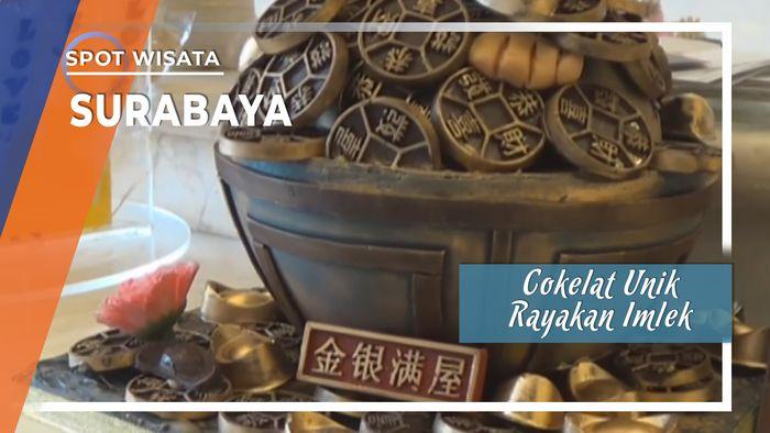 Cokelat Unik Untuk Oleh-oleh Saat Merayakan Imlek ala Surabaya