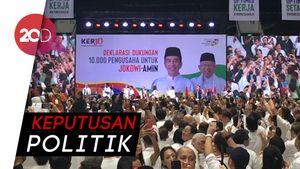 Saat Jokowi Mengenang Ahok dalam Lahirnya MRT