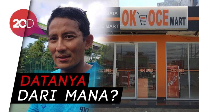 Sandiaga: OK OCE Sudah Sumbang Rp 359 Miliar ke DKI