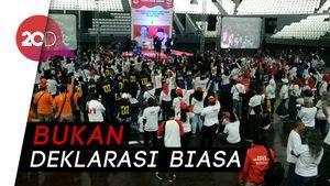 Alumni PTS se-Jabodetabek Deklarasi Dukung Jokowi di Pilpres 2019