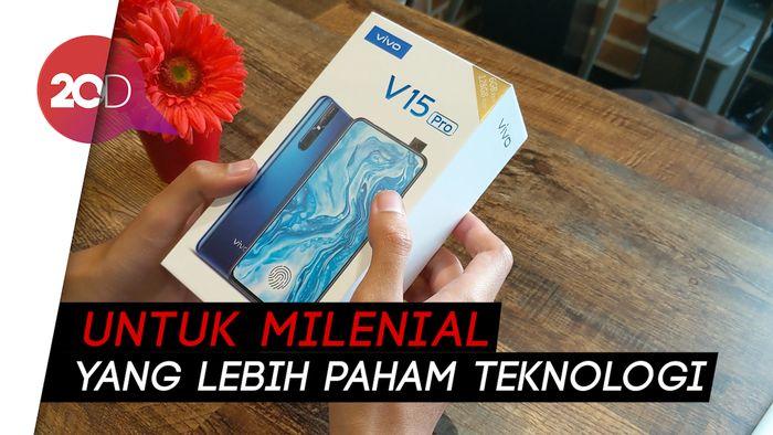 Ini Dia Perbedaan Vivo V15 dan V15 Pro yang Harus Kamu Ketahui!