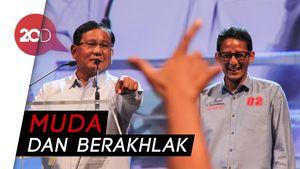 Ini Kriteria Kabinet Prabowo Jika Terpilih Jadi Presiden