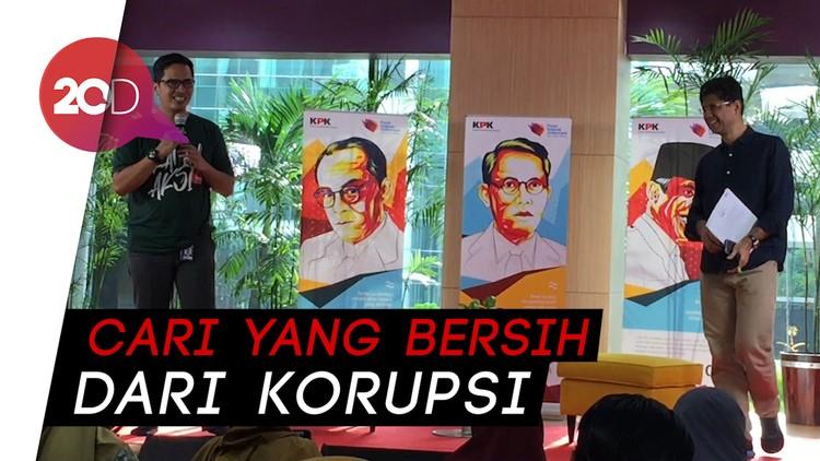 Jelang Pemilu, KPK Ajak Masyarakat Pilih Calon yang Jujur