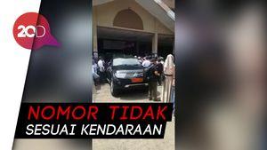 Mobil Berpelat TNI Dipakai di Kampanye Prabowo, Ini Penjelasannya