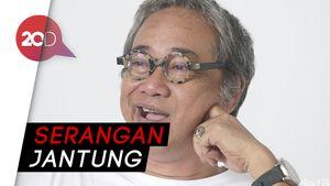 Butet Kartaredjasa Tumbang Saat Berlakon