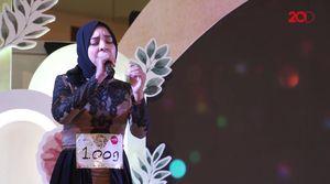 Suara Gadis Gresik Cindy Ayu - Sunsilk Hijab Hunt 2019 Surabaya