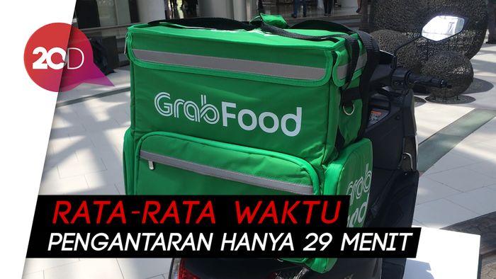 Cara GrabFood Jaga Kualitas Makanan yang Diantar