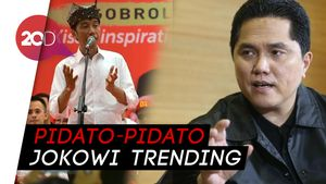 TKN Pede Jokowi Kuasai Debat: Dia Figur Internasional