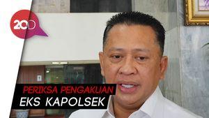 Kapolres Garut Disebut Perintahkan Dukung Jokowi, Bamsoet: Bisa Saja Rekayasa