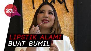 Percantik Diri Jelang Lahiran, Tya Ariestya Bikin Lipstik untuk Ibu Hamil