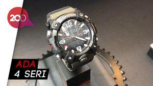G-Shock Luncurkan Jam Tangan Ringan dari Serat Karbon