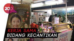 Melihat Pameran Make Up Korea Terbesar di Indonesia