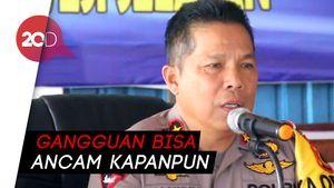 Antisipasi Gangguan Pemilu, Polda Sulsel Tingkatkan Patroli Bersama