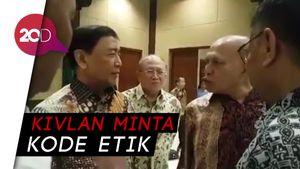 Dua Jenderal Bertemu, Wiranto-Kivlan Zen Adu Mulut soal Dalang 98